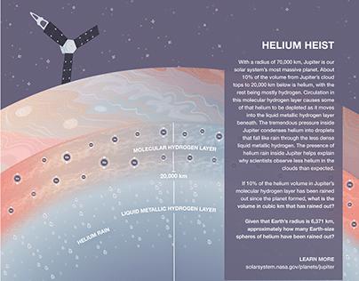 Pi in the Sky 5 - NASA Pi Day Challenge