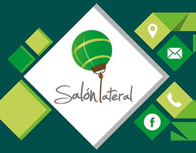 Banner para web - Salón Lateral
