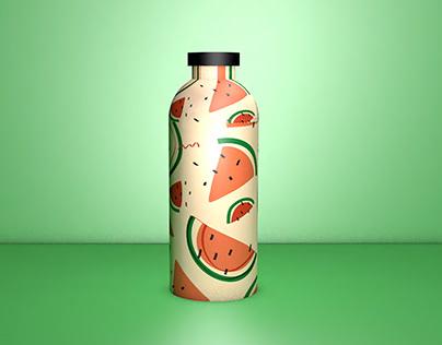 Helbiz-ecological bottles