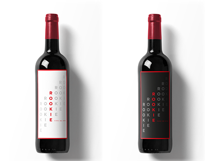 Etiqueta I Rookie Wine