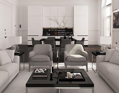 Mayfair Apartment, London-2017
