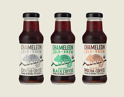 Chameleon Branding & Packaging