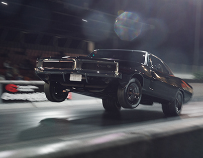 Dodge Charger Drag Racer