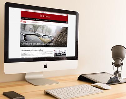 IL DOSSIER - WEB JOURNAL