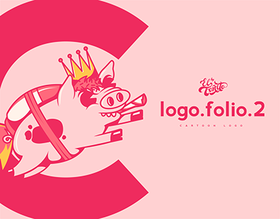 Logofolio.2 - Cartoon Logo