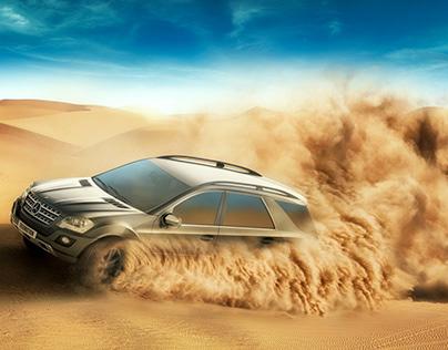 Desert Drifting