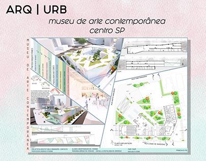 MUSEU DE ARTE CONTEMPORÂNEA | CENTRO SP