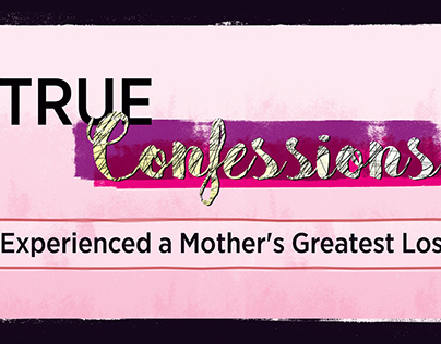 True Confessions Title Treatments