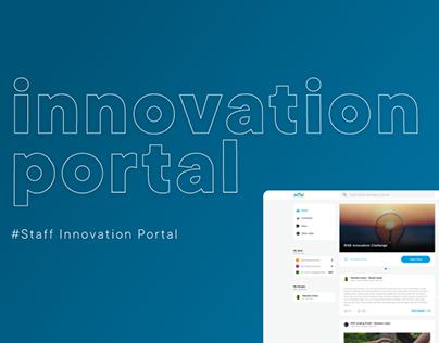 Internal Staff Innovation Portal