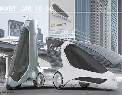 Smart car to go