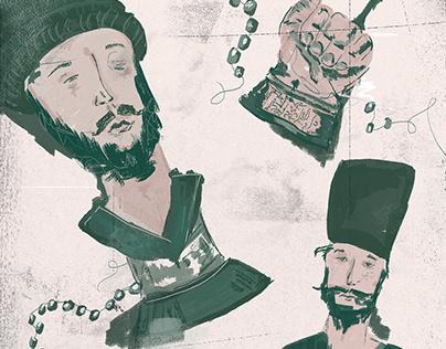 Nautical Illustration Series