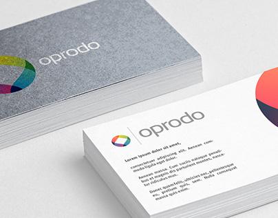 Oprodo Logotype Stylesheet Stationary