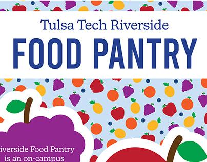 Riverside Food Pantry Flyer