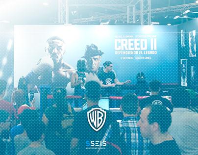 Warner Bros. Pictures - Argentina Comic Con December 20