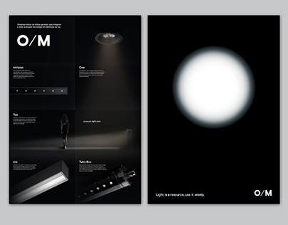O/M NEW Folded poster