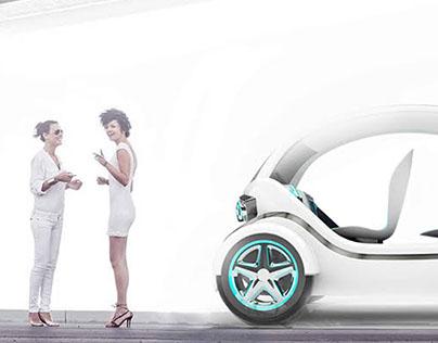SMARTUBER - Autonomous Commuting Vehicle