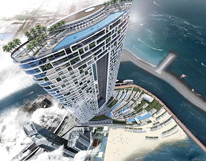 Dubai Marina Luxury hotel & Serviced apartments