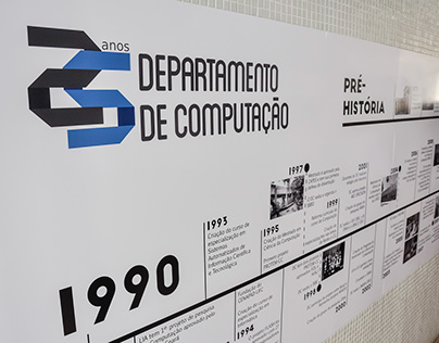 Timeline - Computer Department of UFC