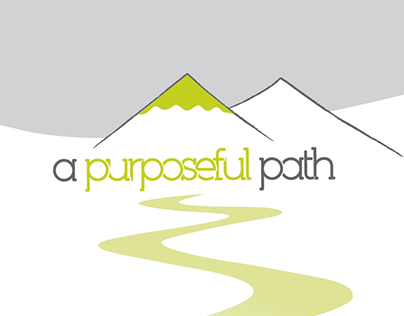 A Purposeful Path Brand Identity