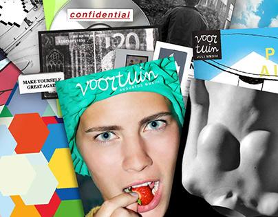 Voortuin — Magazine