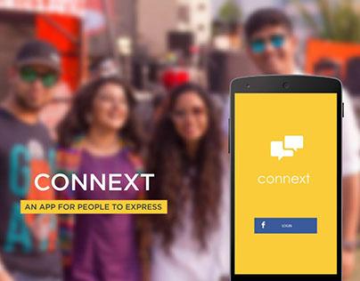 Connext Mobile app