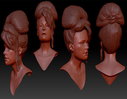 Zbrush Creations