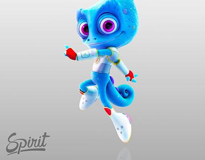 SPIRIT 3D - FRIMINHO