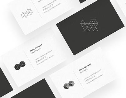 BP Architecture Logo & Identity Design