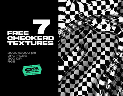 Free Checkered Texture Backgrounds