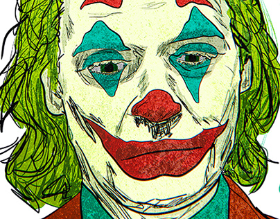 All I have are negative thoughts | Joker