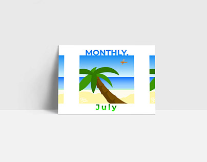 Monthly.