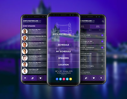 AM2015 Mobile App