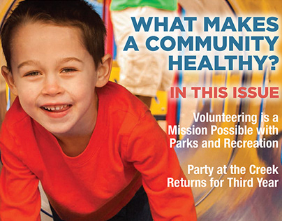 Westerville Community Recreation Guide Spring 2014