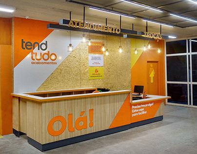 TendTudo | Branding and Store Design