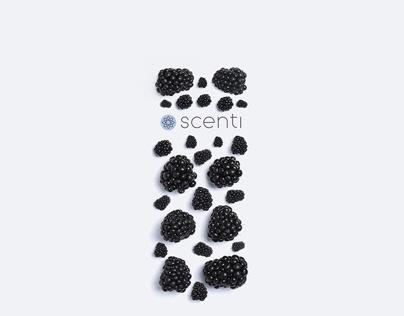 Scenti | Social Media Designs