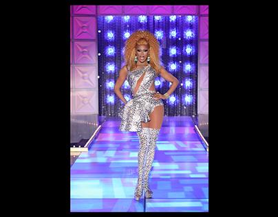 RuPaul's Drag Race—Beauty Retouch & Edit