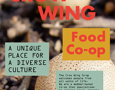 Crow Wing Food Co-op PSA