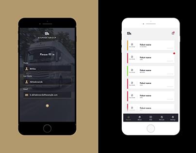 Stephex Mobile App