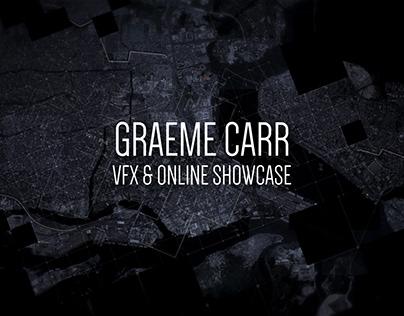 Graeme Carr VFX Showreel 2019