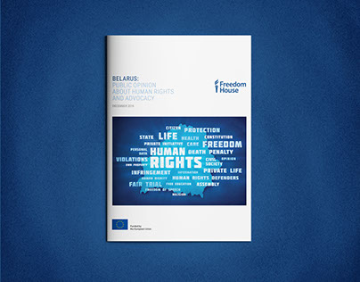Public opinion about human rights in Belarus