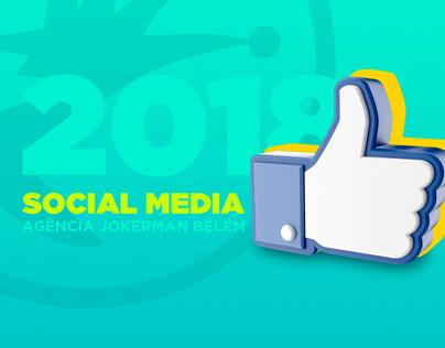 Social Media - Agência Jokerman Belém