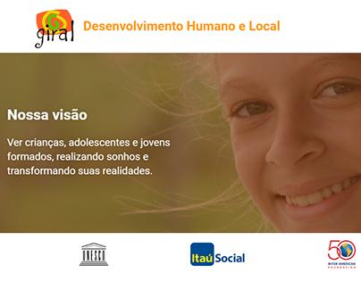 Rebuilding Giral.org.br