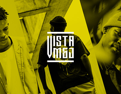 Identidade Visual - Vista M&J Moda Masculina