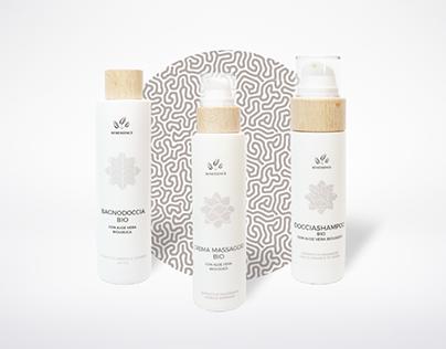 Benessence Cosmetics [Packaging Design]