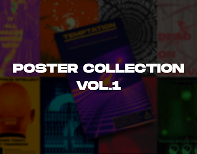 POSTER COLLECTION VOL.1