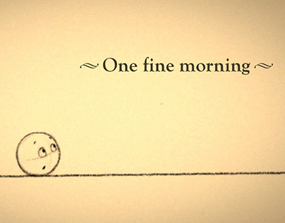 One fine Morning - The ball