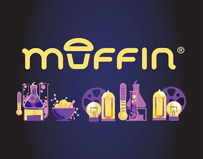 Branding and Illustration for Muffin®