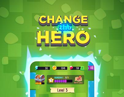 Change the Hero
