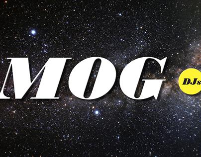 MOG DJs - Logomarca