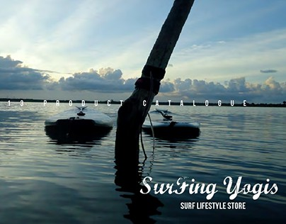 Surfing Yogis Product Catalouge